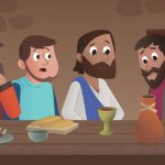 The Last Supper Story Retold for Kids
