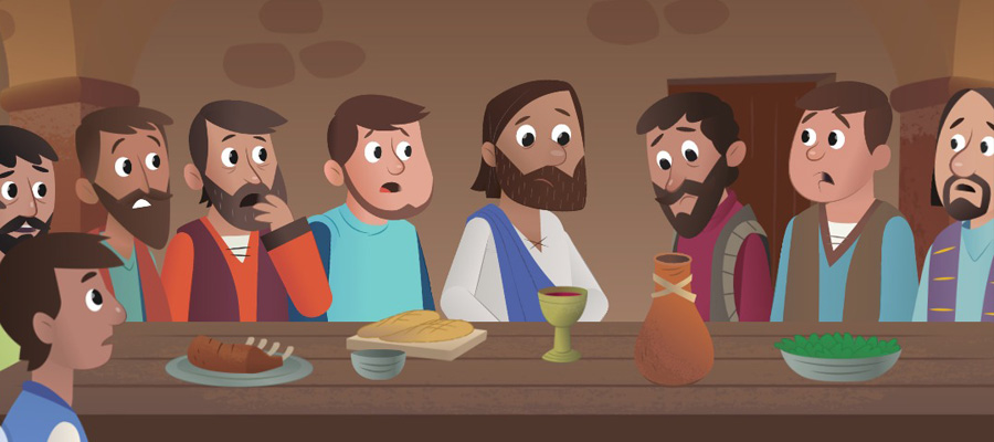 last-supper-story-kids